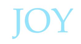 word-joy