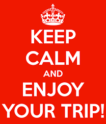 enjoy the trip