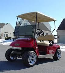 Gulf Cart